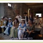 marquis, lafayette, langeac, château, musée, belle, journée, indépendance