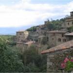 village médieval