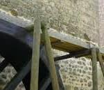 moulin, eau, apinac, vignal, pilat, camping, moudre, farine