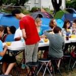 camping en groupe, scolaire, mariage, étudiant, sportif, association, hébergement, locatif, tourisme de groupe, club, nature, camping, pilat, ardeche, loire, rhône