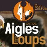 parc de courzieu, parc animalier, zoo, herbergement, camping, location, Lyon, Rhône, hôtel, caravane, loups, rapaces, escargot, chouette, hibou
