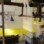 la maison des canuts, vers à soie, musée, lyon, camping, hébergement, location, découverte, visite, balade, Pilat, Loire