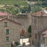 Le village médiéval de Desaignes, village de caractère, fête médiévale, village médiéval, histoire, balade, visite, ardeche, hébergement, location, gites, chambre d'hôtes, camping