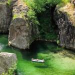 Le pont du Diable en Ardèche, camping, ardeche, location, caravane, gîte, chambre d'hôte, balade, activité, loisirs, randonnées, baignade, rivière