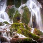 ascade verte et cascade blanche, camping, drôme, isere, , location, caravane, gîte, chambre d'hôte, balade, activité, loisirs, randonnées, baignade, rivière